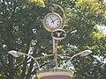 Csillaghegy Bath, clock, 2016 Óbuda-Békásmegyer.jpg