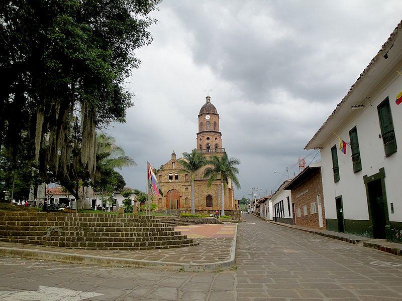 Curiti Santander Parque centro