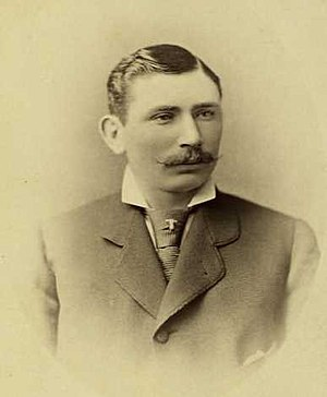 Hitting for the cycle - Curry Foley was the first player in Major League Baseball history to hit for the cycle.
