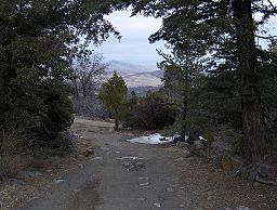 Cuyamaca Peak, Summit, looking east.jpg