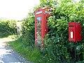 Cwm Golau call box - geograph.org.uk - 628726.jpg