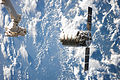 Cygnus CRS Orb-1 arrives at the ISS.jpg