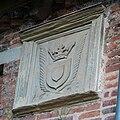 Dülmen, Kirchspiel, Wappen am Haus Visbeck -- 2015 -- 8720.jpg