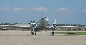 Trans World Airlines - Lindbergh Line DC-2