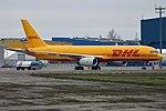 DHL, G-DHKO, Boeing 757-223 PCF (45970948522).jpg