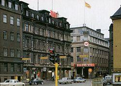 Stockholm nar dn grundades
