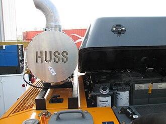 Diesel particulate filter - Off-road - DPF Installation