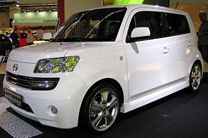 Daihatsu - Daihatsu Materia