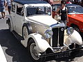 Daimler 15 Four light Mulliner Saloon 1935 (14830165245).jpg