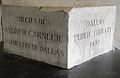 DallasPublicLibrary Cornerstone.jpg