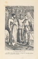 Dalziel Brothers - Sir Walter Scott - The Talisman - Sir Kenneth before the King unrestored.png