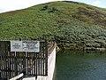 Dam at Heatherhope Reservoir - geograph.org.uk - 1423095.jpg