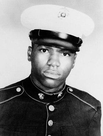 Dan Bullock - Image: Dan Bullock USMC KIA Vietnam War 15 yrs old 2