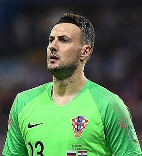 Danijel Subašić Croatian association football player