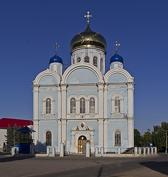 Dankov - Cathedral of Our Lady of Tikhvin in Dankov