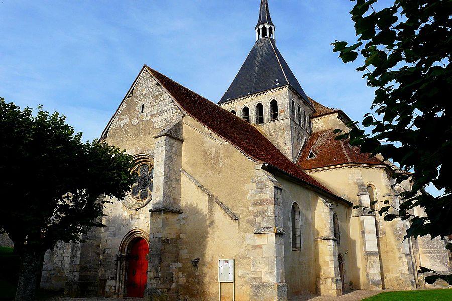 Église Notre-Dame de Dannemoine (Classé)