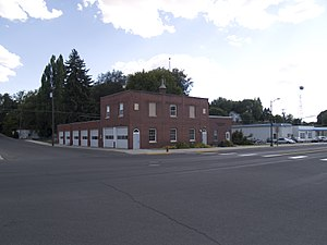 Davenport, Washington - Davenport Police Department