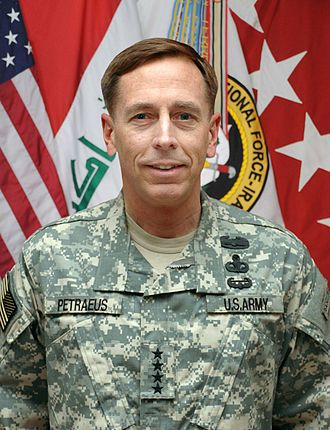 Multi-National Force – Iraq - Image: David H. Petraeus 2007