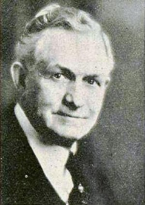 David O. McKay - McKay while second counselor in the First Presidency (ca.1939)