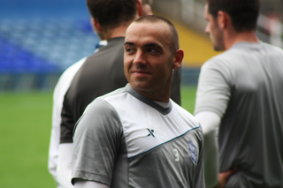 David Murphy (footballer, born 1984) English footballer