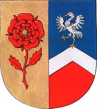 Dešov - Image: Dešov znak