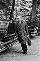 De kabinetsformatie Minister Zijlstra op weg naar prof Romme, Bestanddeelnr 915-1914.jpg