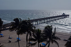 Deerfield Beach, Florid.