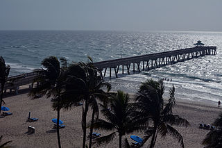 Deerfield Beach, Florida City in Florida, United States