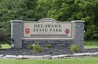 Delaware State Park state park of Ohio, United States