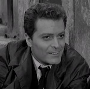Sergio Fantoni - Sergio Fantoni in I Delfini (1960)