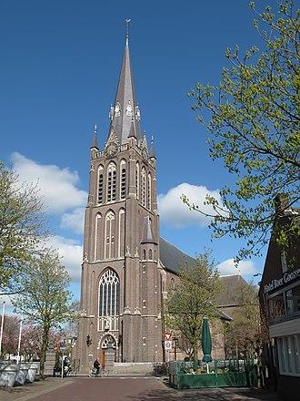 Sint-Michielsgestel - Image: Den Dungen, kerk foto 5 2010 04 10 16.31