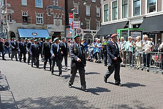 Korps Commandotroepen - Korps Commandotroepen Veteran.