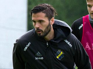 Denni Avdić Swedish footballer