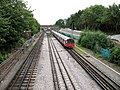 Departing Finchley Central - geograph.org.uk - 212667.jpg