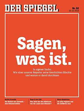 Image illustrative de l'article Der Spiegel