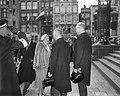 Derde dag Koninklijk bezoek. Effecten- en Koopmansbeurs, Bestanddeelnr 907-7039.jpg
