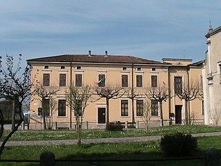 Derovere Comune in Lombardy, Italy