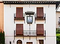 Detail facade house with Virgen de las Angustias Granada Spain.jpg