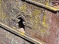 Detail of Facade of Bet Giyorgis Rock-Hewn Church - Lalibela - Ethiopia - 01 (8732117530).jpg