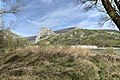 Devín Castle from Austria 03.jpg