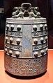 Dinastia zhou orientale, campana, 600 ac ca.jpg