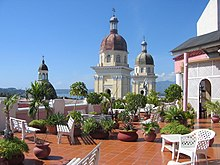 The Roof Terrace Of The Casa Grande Hotel In Santiago De Cuba. Part 60
