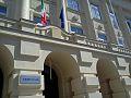 District Court of Mladá Boleslav, Italian flag.jpg