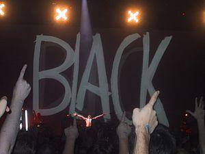 Exciter Tour concert in Oberhausen, October 2001