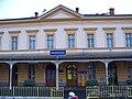 Dobřichovice, nádraží, z kolejiště.jpg