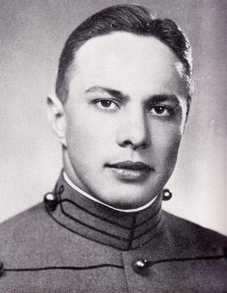 Doc Blanchard 1947 Howitzer Photo