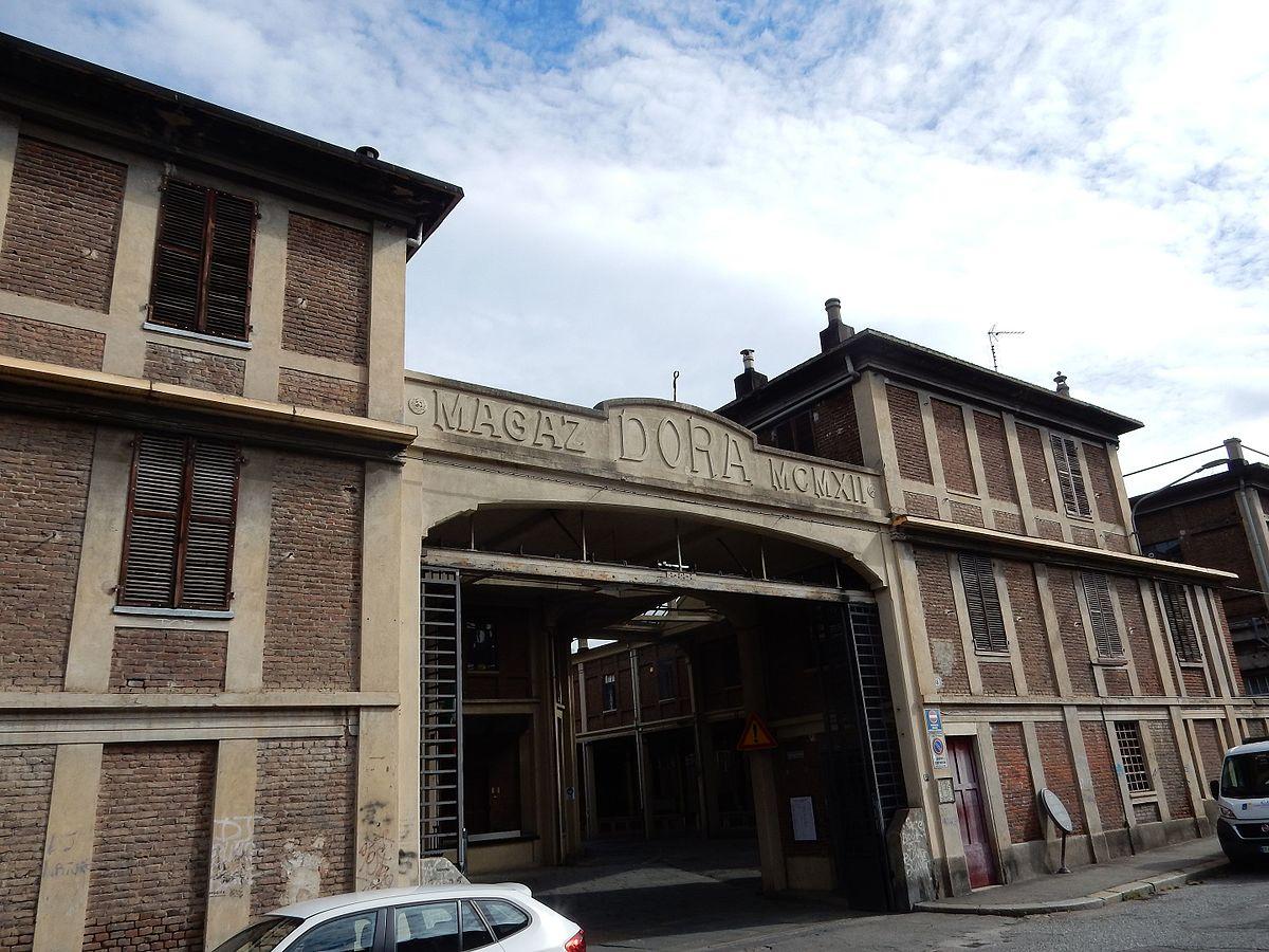 Docks torino dora wikipedia for Cambio destinazione d uso sblocca italia