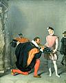 Don Pedro de Tolède baisant l'épée d'Henri IV-Jean Auguste Dominque Ingres-MBA Lyon 2014.jpeg