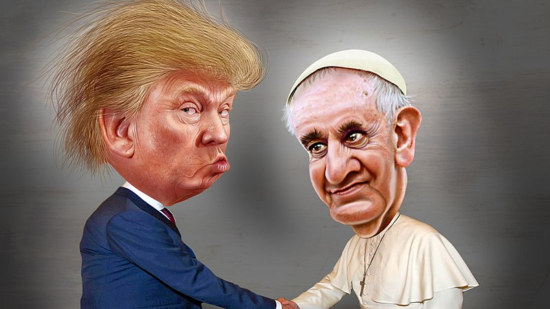 File:Donald Trump and Pope Francis (24486540493).jpg