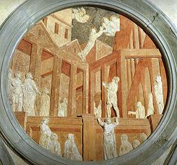 Ascensione di san Giovanni Evangelista